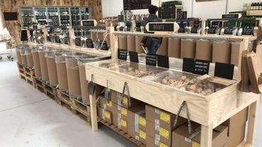 Nouveaux clients grâce à la crise sanitaire: nombre record de magasins de vrac en Wallonie en 2021