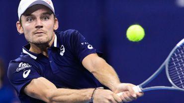 David Goffin (ATP 16) rencontrera Nicola Khun (ATP 253) au deuxième tour à Antalya.