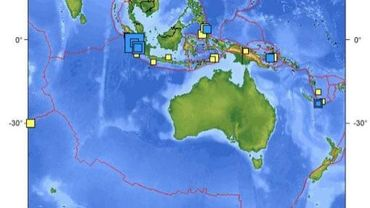 Un astéroïde a frappé l'Australie il y a quelque 360 millions d'années