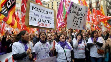 Et si chez nous toutes les femmes faisaient grève le 8 mars prochain ?