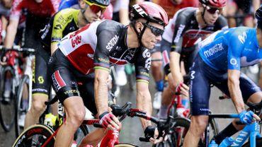 Philippe Gilbert va effectuer mardi son retour à la compétition au Tour du Luxembourg.