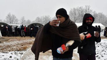 Réfugiés: la route des Balkans, une dangereuse impasse européenne