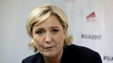 Marine Le Pen convoquée par les juges dans l'affaire des assistants parlementaires
