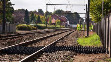 Suite à un vol de câbles, le trafic est perturbé entre Welkenraedt et Eupen.