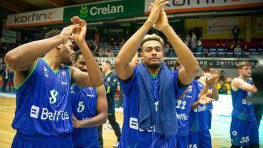 FIBA Europe Cup - Première victoire pour Mons-Hainaut, victorieux face à Minsk