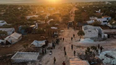 Les forces turques présentes dans la province d'Idleb sont censées communiquer leurs positions à la Russie