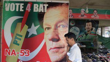 """Pakistan: les législatives """"crédibles"""" mais moins bonnes qu'en 2013"""