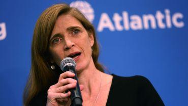 Etats-Unis: Joe Biden nomme Samantha Power à la tête d'une aide au développement renforcée