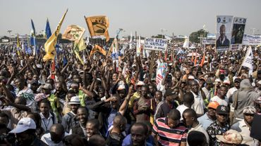 Depuis plusieurs mois, les manifestations sont réprimées au Congo.