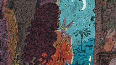 """""""Le Chat du Rabbin, tome 6, Tu n'auras pas d'autre dieu que moi"""" de Joann Sfar"""