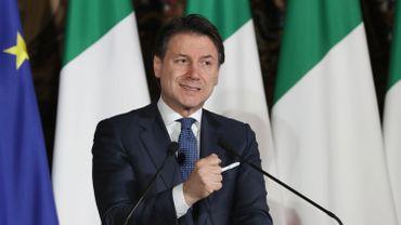 """Coronavirus en Italie : le premier ministre Giuseppe Conte """"totalement serein"""" après son audition par la procureure de Bergame"""