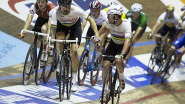 Wiggins et Cavendish ouvriront la dernière journée en leaders aux Six jours de Gand
