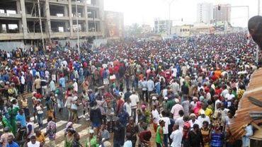 Occupy Lomé