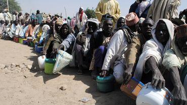 """Le conflit de Boko Haram a engendré """"la plus grande crise de déplacés en Afrique"""" avec """"plus de 2,4 millions"""" de déplacés qui ont fui leur foyer à cause des """"violences""""."""