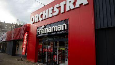 """Quel avenir pour les magasins Orchestra ? """"Encore beaucoup d'inconnues"""", selon la CNE"""