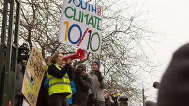 Jeudis pour le climat: les élèves de Louvain autorisés à manquer les cours pour manifester
