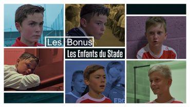 """""""Les enfants du stade - Les bonus"""", suivez le parcours des futurs pros du ballon rond"""