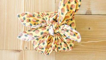 Des Furoshikis pour vos emballages cadeaux