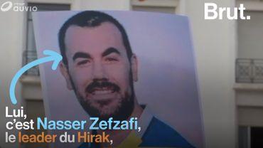 Au Maroc, le leader du mouvement de contestation sociale Hirak condamné à 20 ans de prison