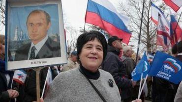 Péninsule stratégique sur la mer Noire, la Crimée a été annexée par la Russie en mars 2014.
