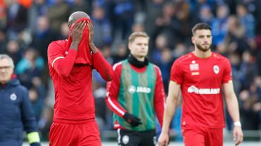 Jupiler Pro League - L'Antwerp condamné à payer 10.000 euros d'amende pour les incidents contre Bruges