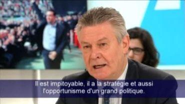 """Karel De Gucht sur le plateau de De Zevende dag a qualifié le leader de Syriza d'""""homme dangereux"""""""