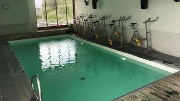 La piscine Waterplouf à Remicourt