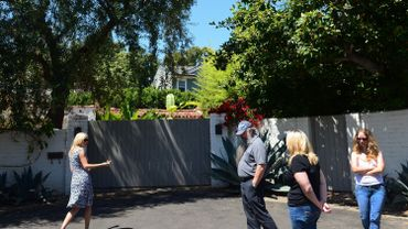 La villa de marilyn monroe est vendre - Villa los angeles a vendre ...