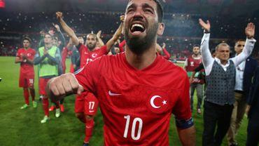 La Turquie, meilleure 3e et dernier qualifié direct pour l'Euro