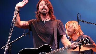 Les Foo Fighters dans le club de strip-tease de Pantera