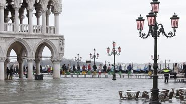 Etat d'urgence à Venise: des visions apocalyptiques