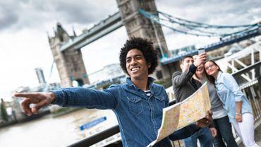 Nombre record de voyageurs étrangers au Royaume-Uni en 2016