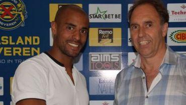 Gary Coulibaly signe à Waasland-Beveren