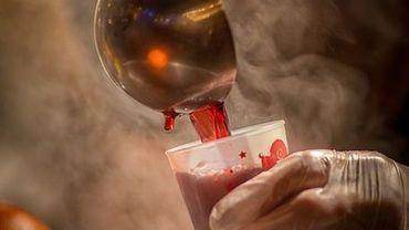 Seul le petit vin chaud sera autorisé…