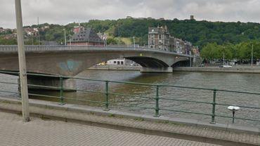 Liège: un corps sans vie repêché près du pont Maghin