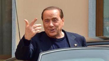 Berlusconi a purgé sa peine pour fraude fiscale