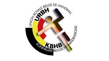 Logo Fédération belge de Handball