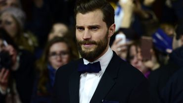 """Jamie Dornan a incarné Christian Grey dans la trilogie """"Cinquante nuances de Grey"""" dont le dernier volet est sorti début 2018."""