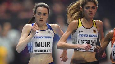 La folle histoire de Laura Muir aux Mondiaux d'athlétisme de Birmingham