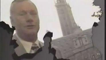 Neil Armstrong faisant la pub de la Wallonie dans les années 80'