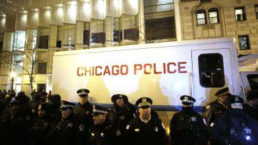 La police de Chicago est critiquée