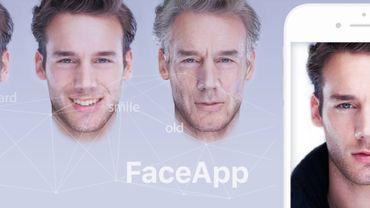 Une mise à jour de l'application FaceApp créée la polémique