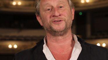 Benoit Poelvoorde est à l'initiative du projet.
