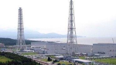 Le complexe atomique de Kashiwazaki-Kariwa, la plus grande centrale nucléaire du Japon, à 250 km au nord de Tokyo, le 19 août 2007