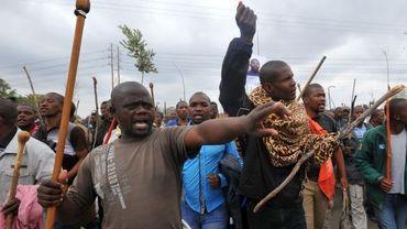 La tension reste forte à Marikana
