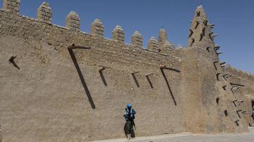 Mosquée  Djingareyber, à Tombouctou