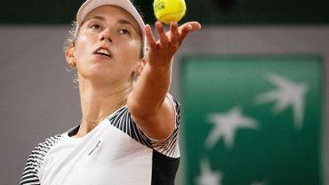 WTA Ostrava : Mertens écarte Anisimova, demi-finaliste surprise à Roland, et rejoint le 2e tour