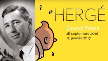 L'exposition Hergé à Paris a déjà attiré plus de 130.000 visiteurs