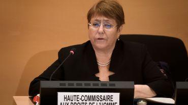 La Haut-Commissaire de l'ONU aux droits de l'homme dénonce la répression en Biélorussie