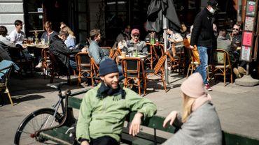 Coronavirus: le Danemark poursuit son déconfinement, avec l'appui de son passeport sanitaire